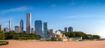 Buckingham Fountain, Chicago Royalty Free Stock Photo