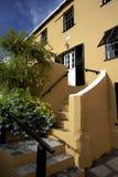 Buckingham hus - St George, Bermuda Arkivbilder