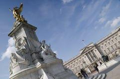 buckingham London pałac obrazy royalty free