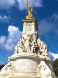 buckingham London pamiątkowy pałac Victoria Fotografia Stock