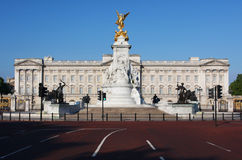 Buckingham Palace à Londres Photos libres de droits