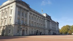 Buckingham Palace royaltyfri bild