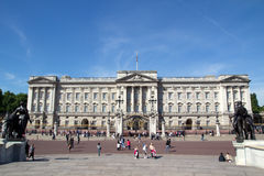 Buckingham Palace Fotos de Stock Royalty Free