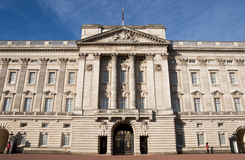 Buckingham Palace. In London, UK Royalty Free Stock Photography