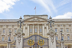 Buckingham Palace. The Buckingham Palace, London, UK Stock Images