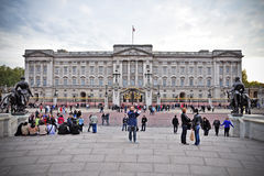 Buckingham Palace Royalty Free Stock Photos