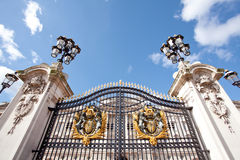 Buckingham Palace. London England UK Stock Photos