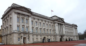 Buckingham Palace Stock Photo