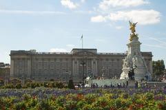 Buckingham Palace Stock Afbeeldingen