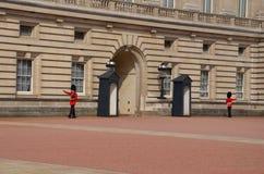 Buckingham Palace Lizenzfreie Stockfotografie