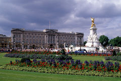 Buckingham Palace Lizenzfreies Stockbild