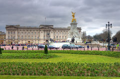 Buckingham Palace Fotografia de Stock Royalty Free