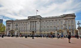 Buckingham Palace Immagine Stock Libera da Diritti