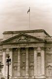 Buckingham Palace Royalty Free Stock Photo