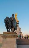 Buckingham Palace Fotos de archivo libres de regalías