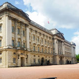 Buckingham Palace Fotografering för Bildbyråer
