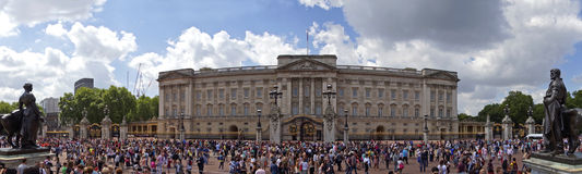 Buckingham Palace Stock Fotografie