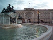 Buckingham Palace Imágenes de archivo libres de regalías