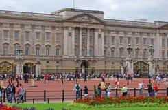 Buckingham Palace Lizenzfreies Stockfoto