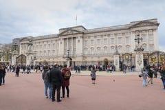 Buckingham Palace Images stock