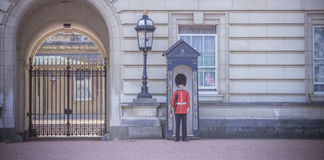 Buckingham Palace Fotografia Royalty Free