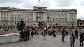 Buckingham Palace Stockfoto