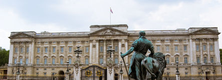 Buckingham Palace Immagine Stock
