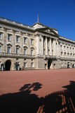 Buckingham palace. The famous Buckingham palace in London UK Royalty Free Stock Photo