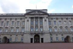 Buckingham Palace Στοκ φωτογραφία με δικαίωμα ελεύθερης χρήσης