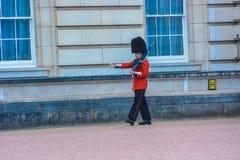 Buckingham Palace fotografie stock libere da diritti