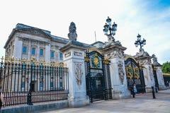 Buckingham Palace royaltyfri bild