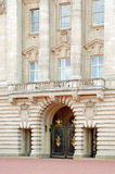 Buckingham palace balcony england Stock Image