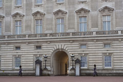 Buckingham Palace, London, England Royalty Free Stock Images