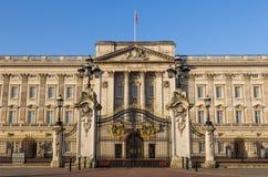 Buckingham Palace Front Gates Royalty Free Stock Image