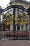 Buckingham Palace gates Royalty Free Stock Photography