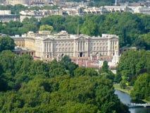 Buckingham Palace Londen Stock Fotografie