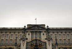 Buckingham Palace London Stock Photo