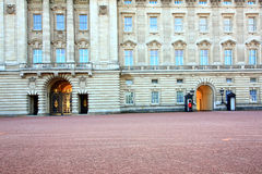 Buckingham Palace, London Royalty Free Stock Photo