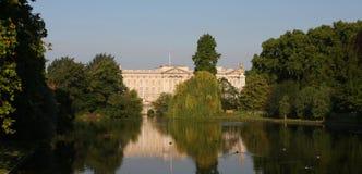 Buckingham Palace in London Stock Photo