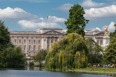 Buckingham Palace London Royalty Free Stock Image
