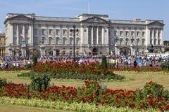 Buckingham Palace. In London Stock Photography