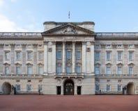 Buckingham Palace in London stockbild