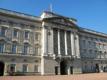 Buckingham Palace, London Royalty Free Stock Photos