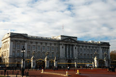 Buckingham Palace in London Stockfoto