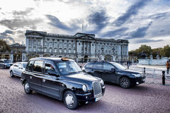 Buckingham Palace in London Stock Photography