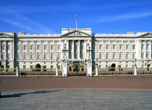 Buckingham Palace London Royalty Free Stock Photos