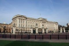 Buckingham Palace, London, England. Royalty Free Stock Photography