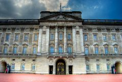 Buckingham Palace Stock Photography