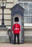 Buckingham palace. royalty free stock image