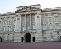 Buckingham Palace in London, England, Europe Stock Photos